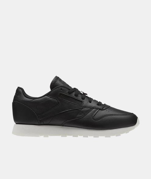 Reebok - W Classic Leather Hardware - Black