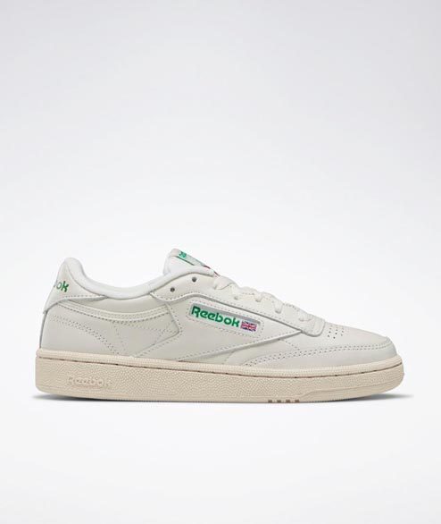Reebok - W Club C 85 - Chalk Green