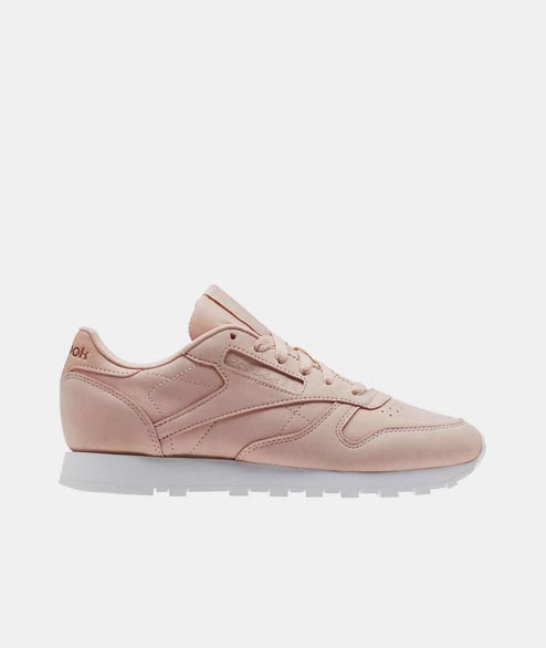 Reebok - W CL Leather Nude NBK - Rose Cloud