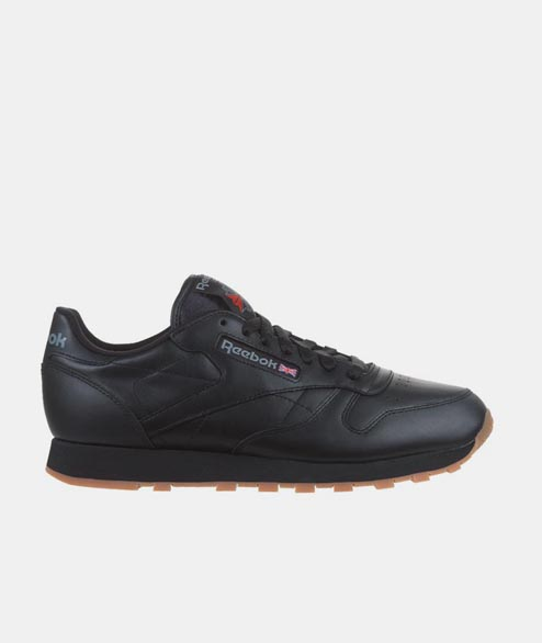 Reebok - W CL Leather - Black Gum