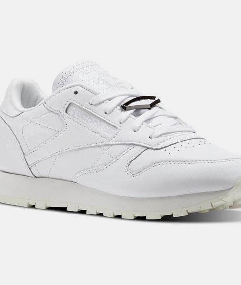 Reebok - W Classic Leather Hardware - White Chalk
