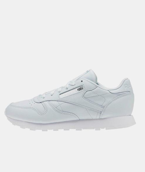 Reebok - W CL Leather X Face - Cloudy Blue