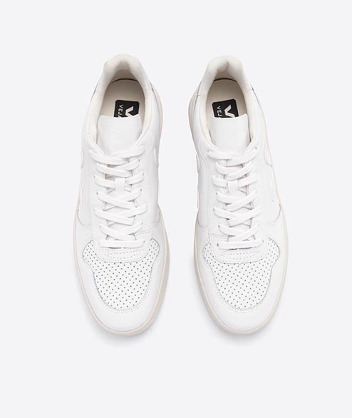 Veja - W V10 Leather - Extra White