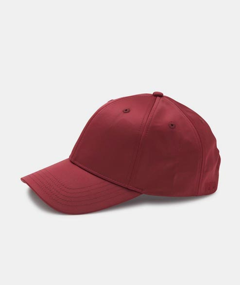 Wood Wood - Womens Cap - Dark Red